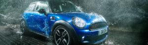 Mycie i woskowanie samochodów